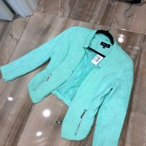 Blazer style Jacket linen with lining